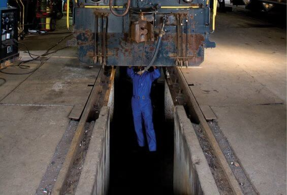 Locomotive Repair