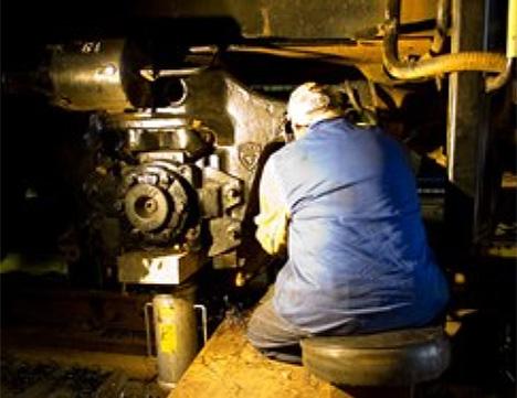 Railcar Repair & Cleaning