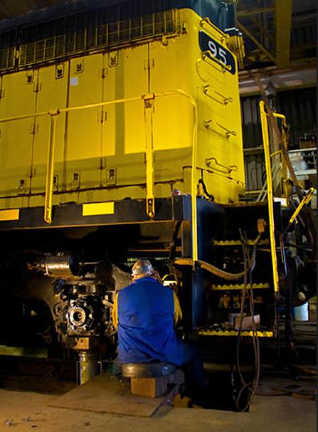 <span>Railcar</span>Repair